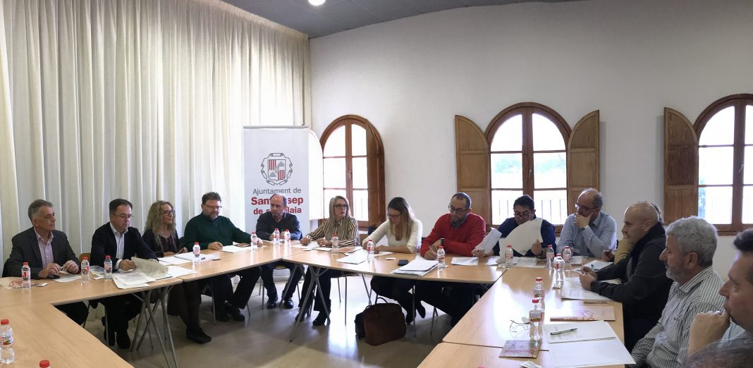 Mesa de Turisme, punt de trobada amb el sector turístic de Sant Josep de sa Talaia